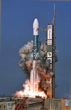Boeing rockets