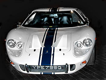 Picture Showing Ford Gt Iii Fast Car Picture