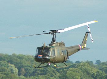 UH-1H Фото: ВВС Филипините